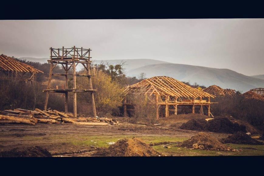 К лету под Симферополем появится деревня викингов (ФОТО) (фото) - фото 7
