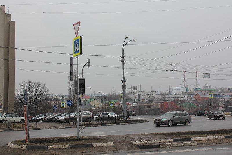На одном из оживлённых перекрёстков Белгорода установили светофоры, фото-5