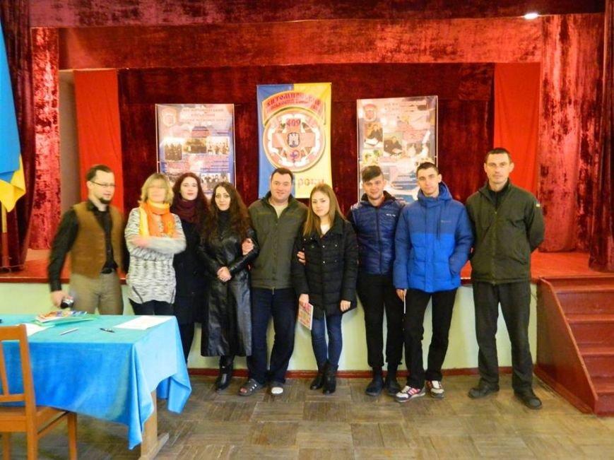 У Житомирі стартував національно-патріотичний проект «Синусоїда духу», фото-6