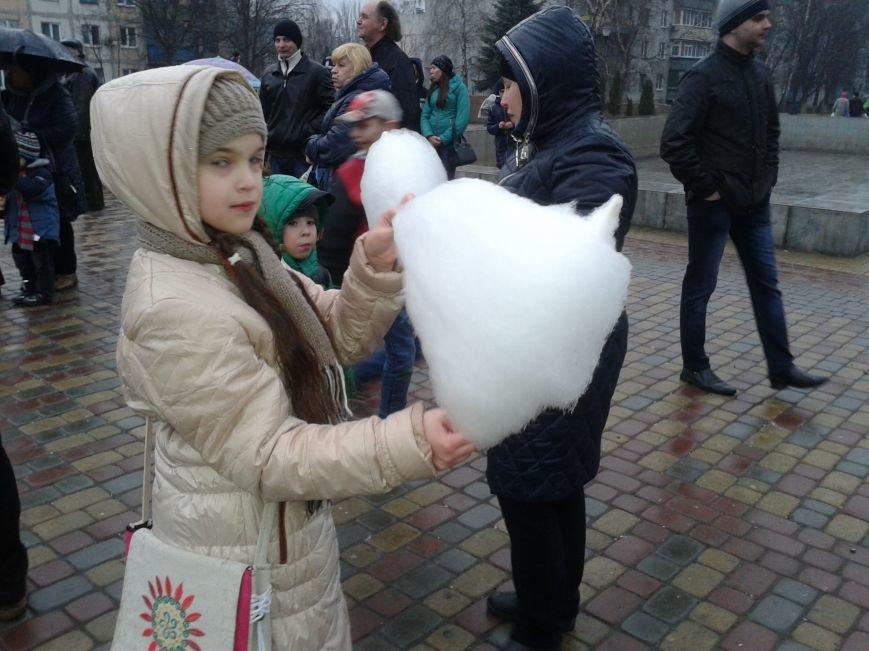 """Пели, соревновались, ели блины и жгли """"зиму"""" - как в Павлограде и Терновке отмечали Масленицу, фото-8"""