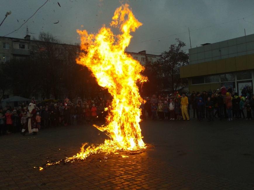 """Пели, соревновались, ели блины и жгли """"зиму"""" - как в Павлограде и Терновке отмечали Масленицу, фото-9"""