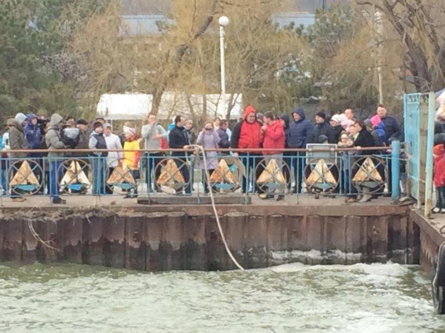 Мариупольский силач Александр Лашин протянул 20-тонный катер на 20 метров(ФОТО), фото-5