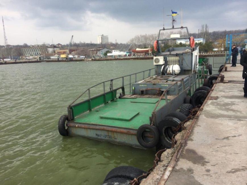 Мариупольский силач Александр Лашин протянул 20-тонный катер на 20 метров(ФОТО), фото-1