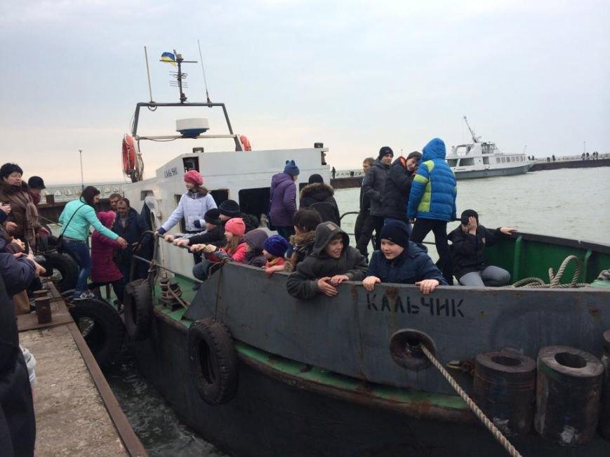 Мариупольский силач Александр Лашин протянул 20-тонный катер на 20 метров(ФОТО), фото-6