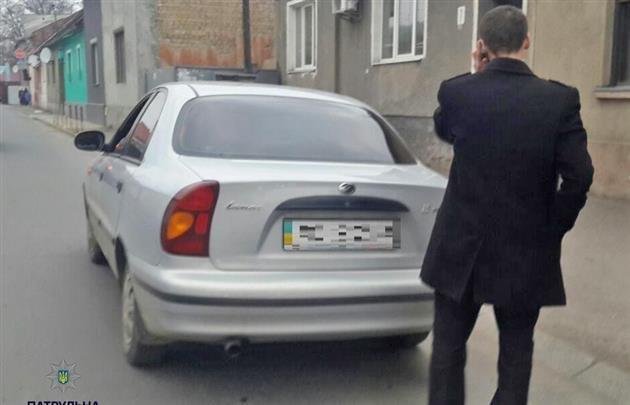 У  Мукачеві затримали п'яного прокурора (фото) - фото 1