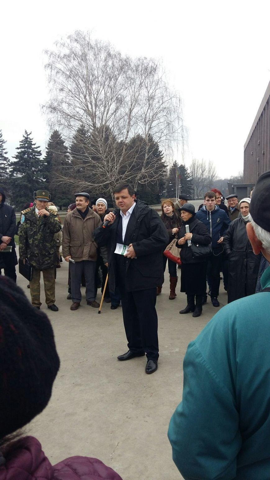 Поддержать Семена Семенченко приедут однопартийцы и народные депутаты, фото-2