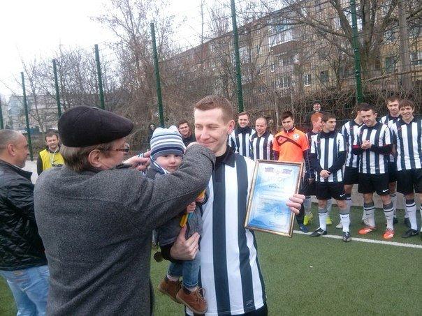 В Макеевке наградили победителей зимнего первенства города по футболу (фото) - фото 4