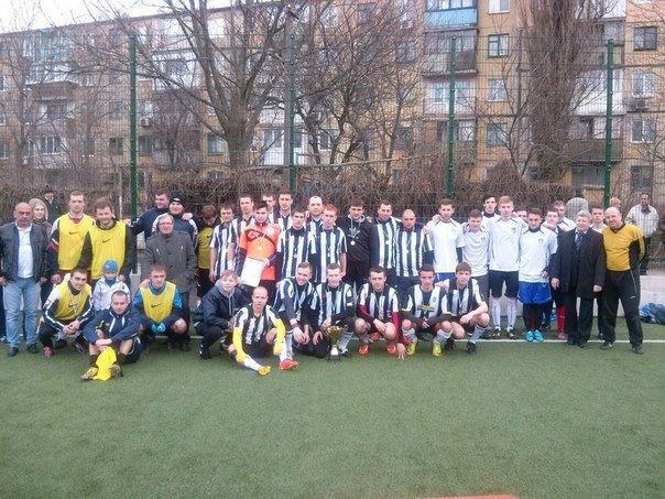 В Макеевке наградили победителей зимнего первенства города по футболу (фото) - фото 5