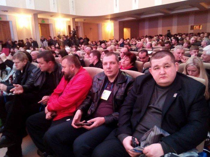 В Северодонецке состоялся Антикоррупционный форум при участии Михаила Саакашвили (ФОТО), фото-1