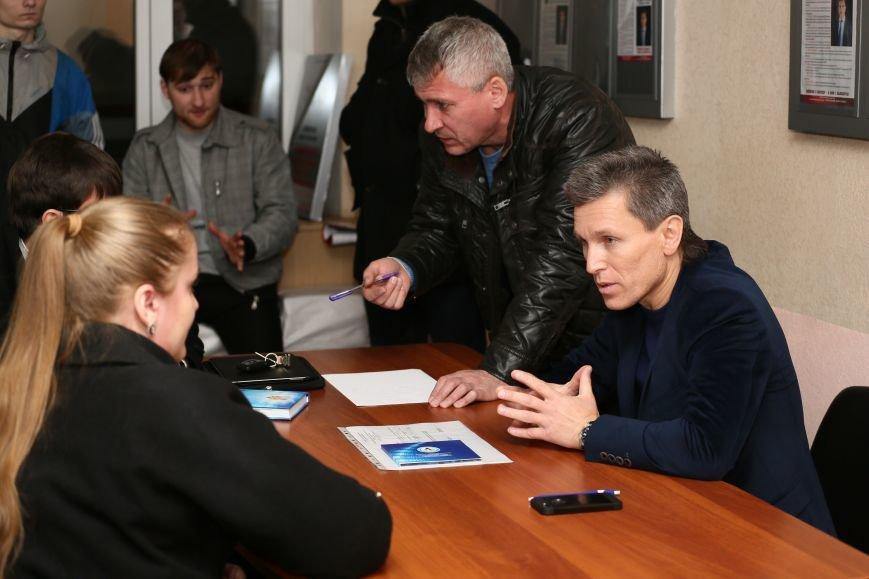 Кандидат в мэры Игорь Левицкий: Всем, кто меня знает, я могу честно смотреть в глаза (ФОТО) (фото) - фото 4