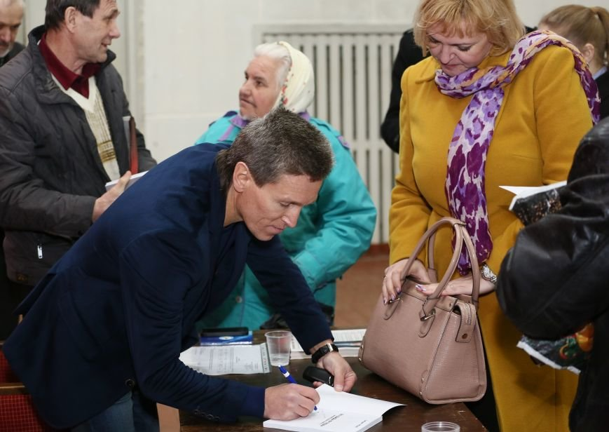 Кандидат в мэры Игорь Левицкий: Всем, кто меня знает, я могу честно смотреть в глаза (ФОТО) (фото) - фото 7