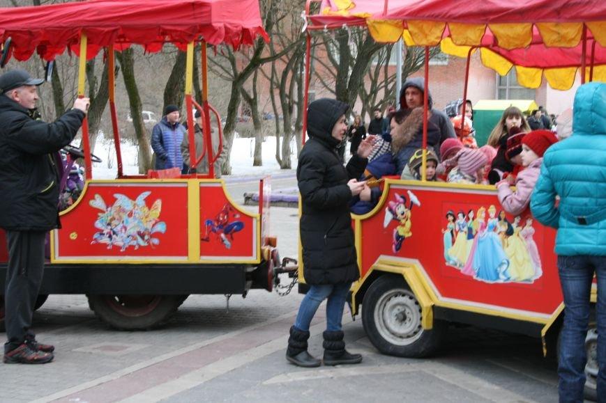 В новой Москве в Троицке встретили Масленицу (ФОТО), фото-2