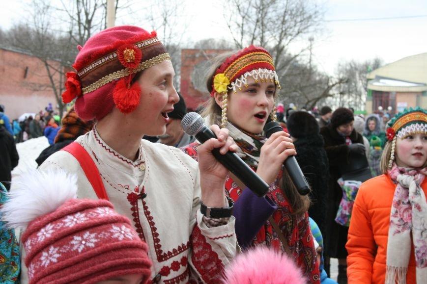 В новой Москве в Троицке встретили Масленицу (ФОТО), фото-4