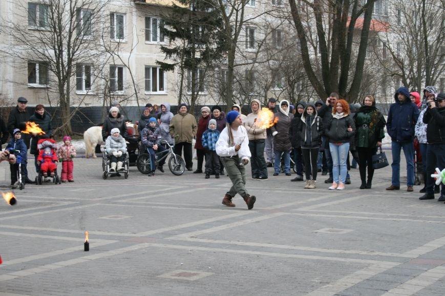 В новой Москве в Троицке встретили Масленицу (ФОТО), фото-9