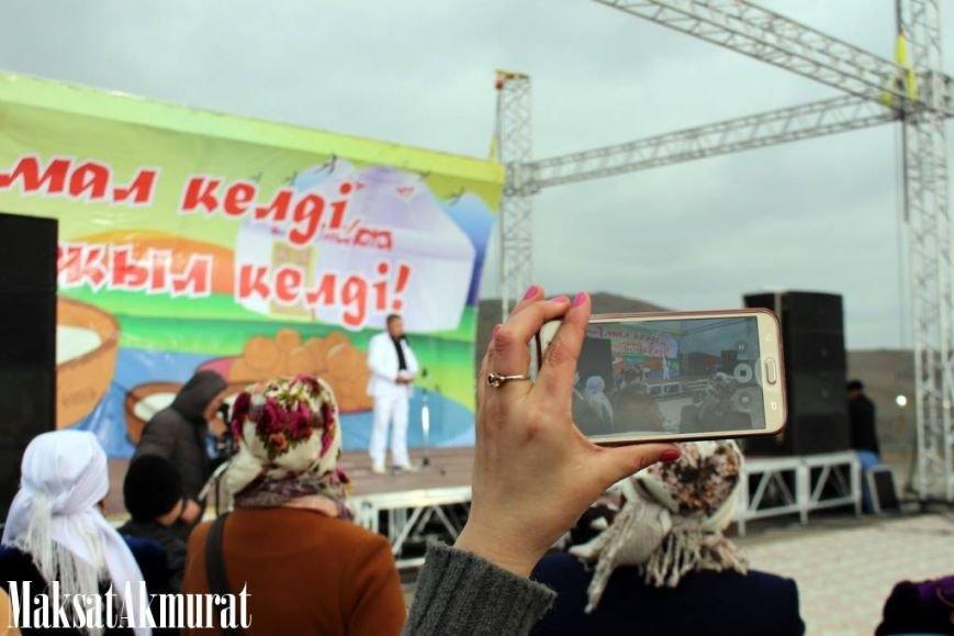 В Мангистау встретили Казахский Новый год (фото) - фото 1