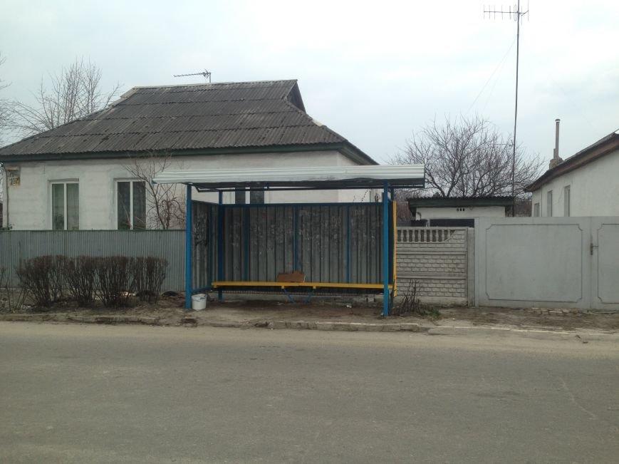 В Днепродзержинске восстановили исчезнувшую остановку, фото-4