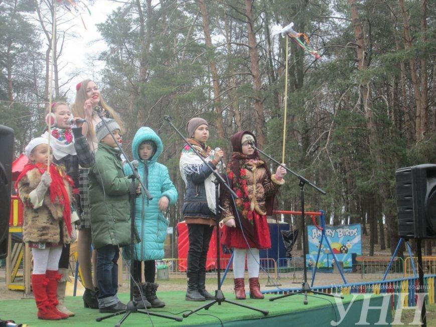У Черкасах відсвяткували Масляну (ФОТО) (фото) - фото 1
