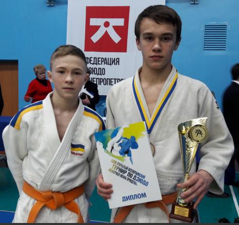 Красноармейские дзюдоисты стали призерами Всеукраинского турнира, фото-1