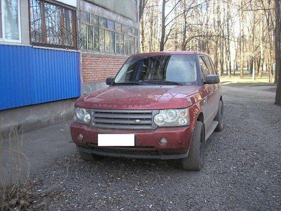 Правоохранители в Кривом Роге преследовали «Range Rover», который оказался «Toyota» (ФОТО) (фото) - фото 1