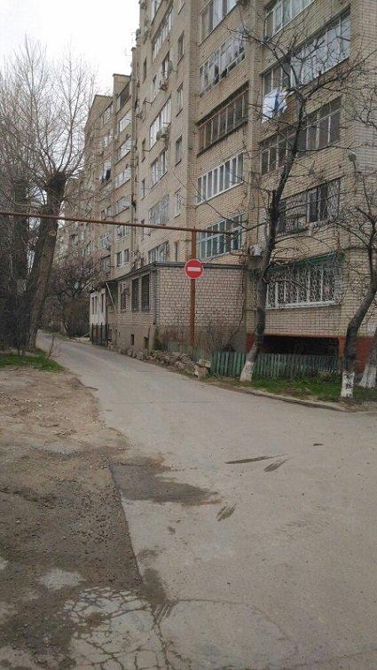 В Анапе продолжается борьба со знаками (фото) - фото 1