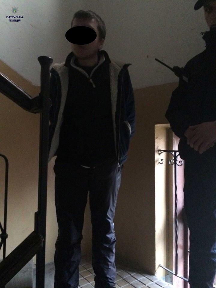 Поліцейським вдалося затримати одного із грабіжників, який раніше уже був судимий (ФОТО), фото-2