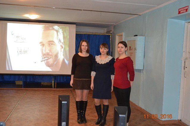 В Белицком профессиональном лицее прошел кинофестиваль по английскому языку (фото) - фото 1