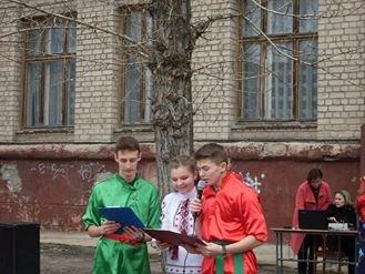 Северодонецкая школа № 5 отпраздновала Масленицу (ФОТО), фото-2