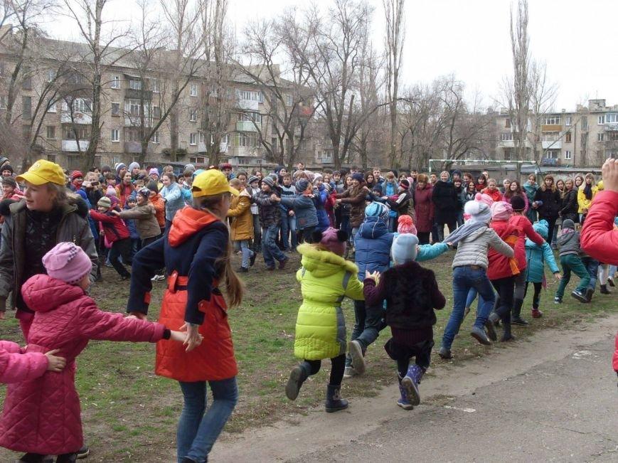 Северодонецкая школа № 5 отпраздновала Масленицу (ФОТО), фото-1