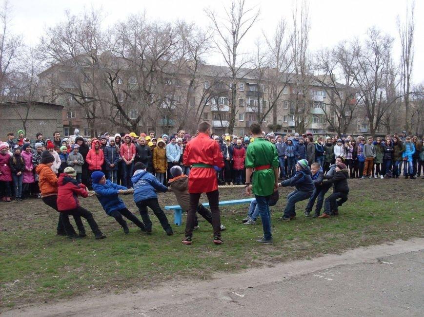 Северодонецкая школа № 5 отпраздновала Масленицу (ФОТО), фото-3