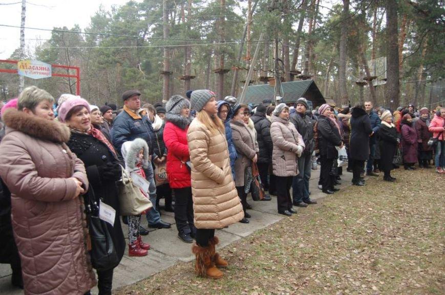 На Масляну у Житомирі відбулись народні гуляння, фото-4