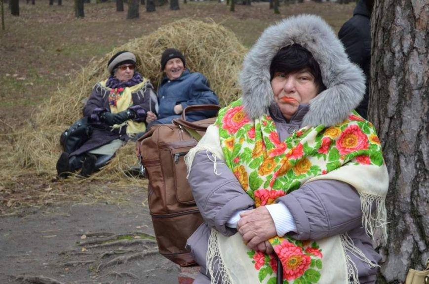 На Масляну у Житомирі відбулись народні гуляння, фото-1