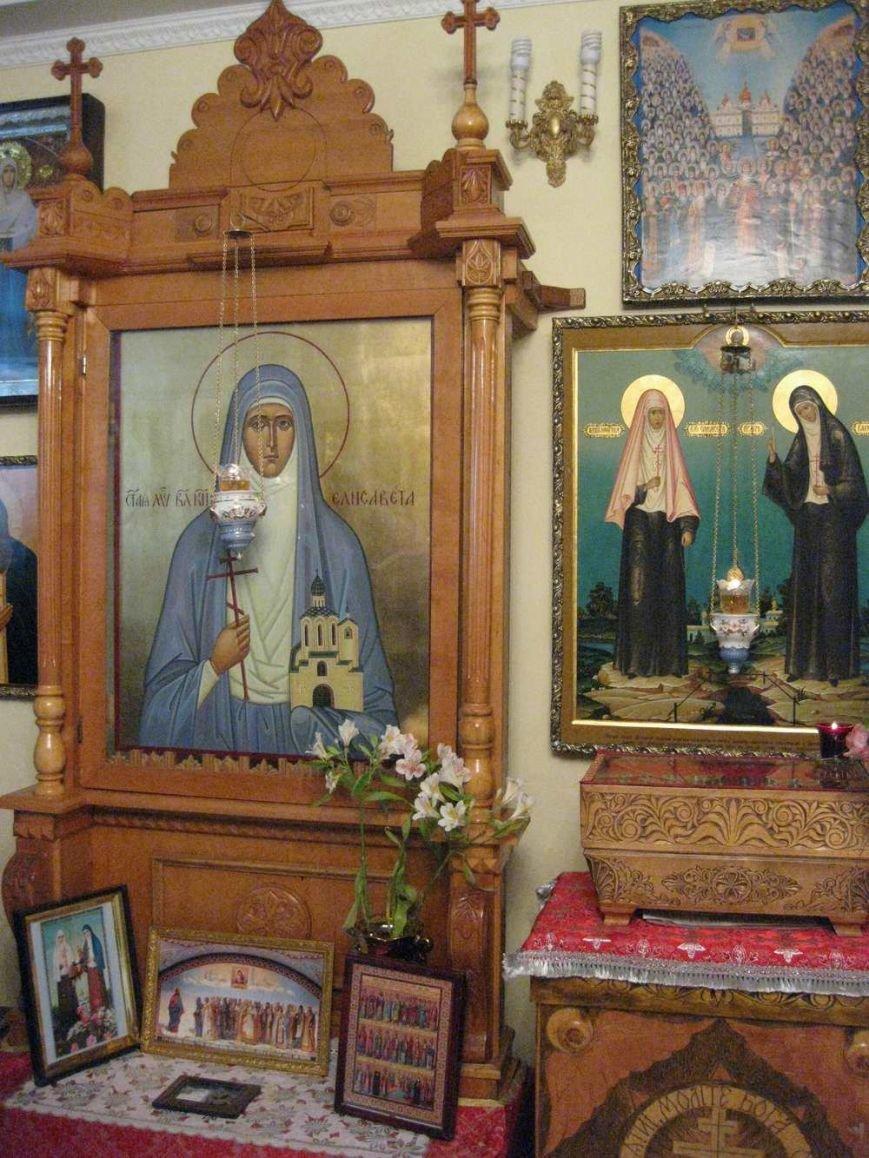 Паломники из Доброполья посетили Свято-Елисаветинский женский монастырь (ФОТО), фото-7