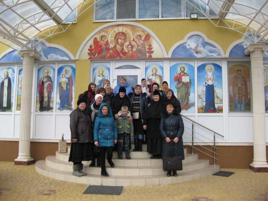 Паломники из Доброполья посетили Свято-Елисаветинский женский монастырь (ФОТО), фото-31