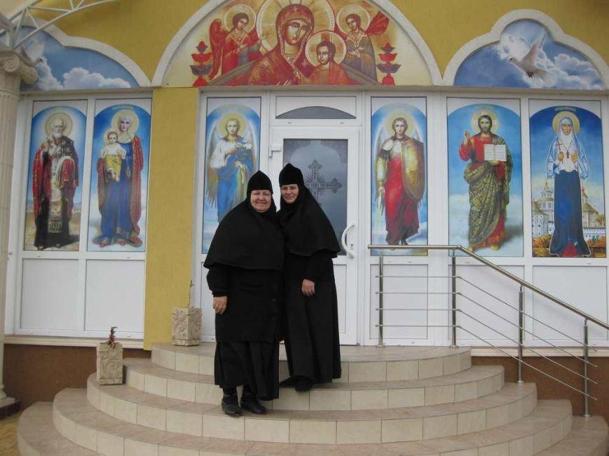 Паломники из Доброполья посетили Свято-Елисаветинский женский монастырь (ФОТО), фото-32