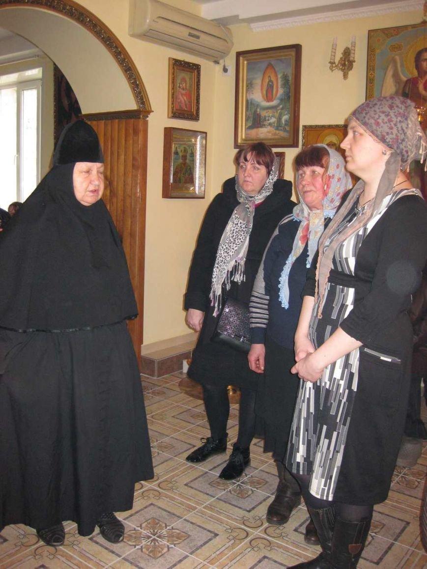 Паломники из Доброполья посетили Свято-Елисаветинский женский монастырь (ФОТО), фото-4