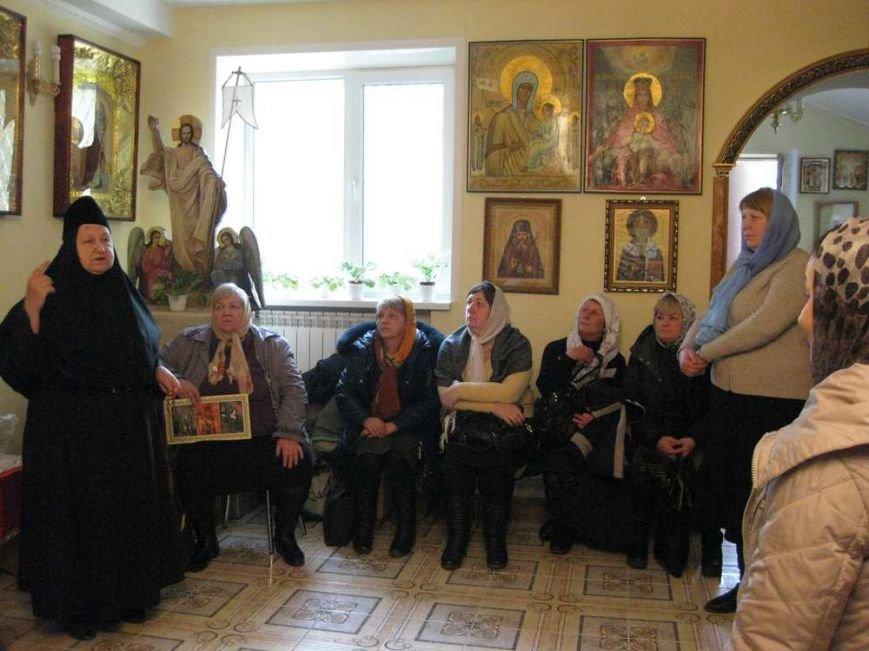 Паломники из Доброполья посетили Свято-Елисаветинский женский монастырь (ФОТО), фото-15