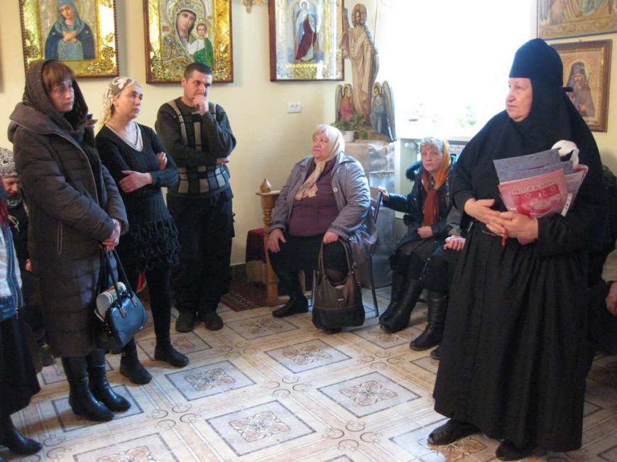 Паломники из Доброполья посетили Свято-Елисаветинский женский монастырь (ФОТО), фото-9