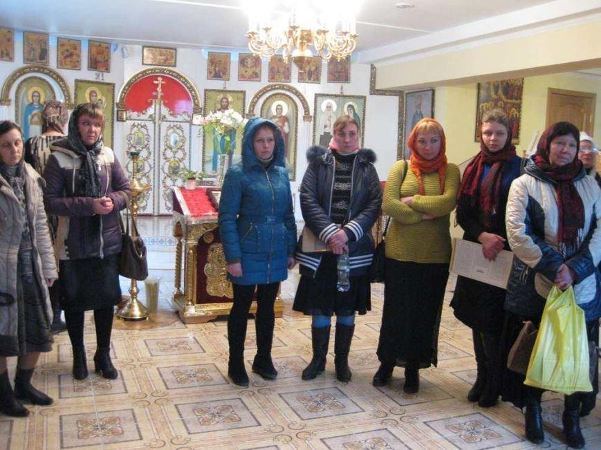Паломники из Доброполья посетили Свято-Елисаветинский женский монастырь (ФОТО), фото-10