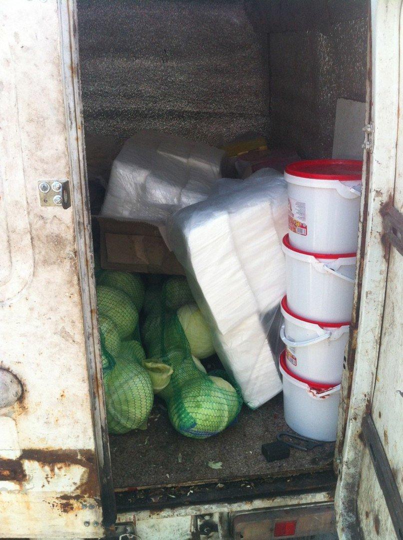 Ревизор был бы в шоке: как хранятся продукты для шаурмы в Днепропетровске (ФОТО) (фото) - фото 2