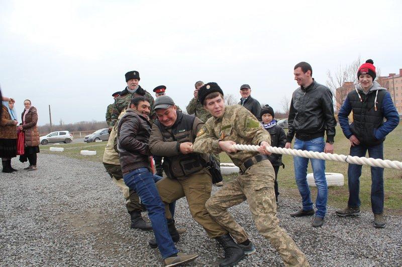 Праздничное мероприятие состоялось в Новошахтинске по случаю Прощёного воскресенья, фото-8