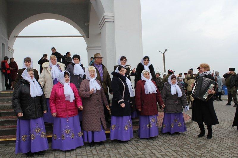 Праздничное мероприятие состоялось в Новошахтинске по случаю Прощёного воскресенья, фото-9