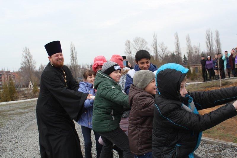 Праздничное мероприятие состоялось в Новошахтинске по случаю Прощёного воскресенья, фото-7
