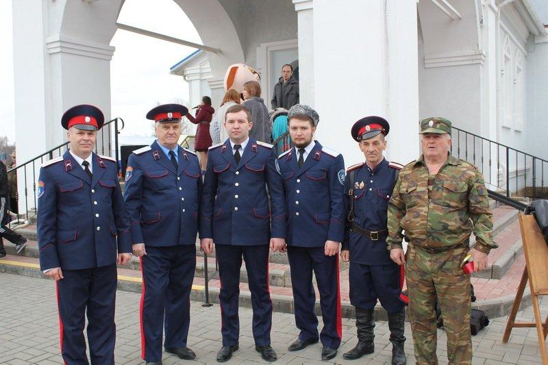 Праздничное мероприятие состоялось в Новошахтинске по случаю Прощёного воскресенья, фото-10