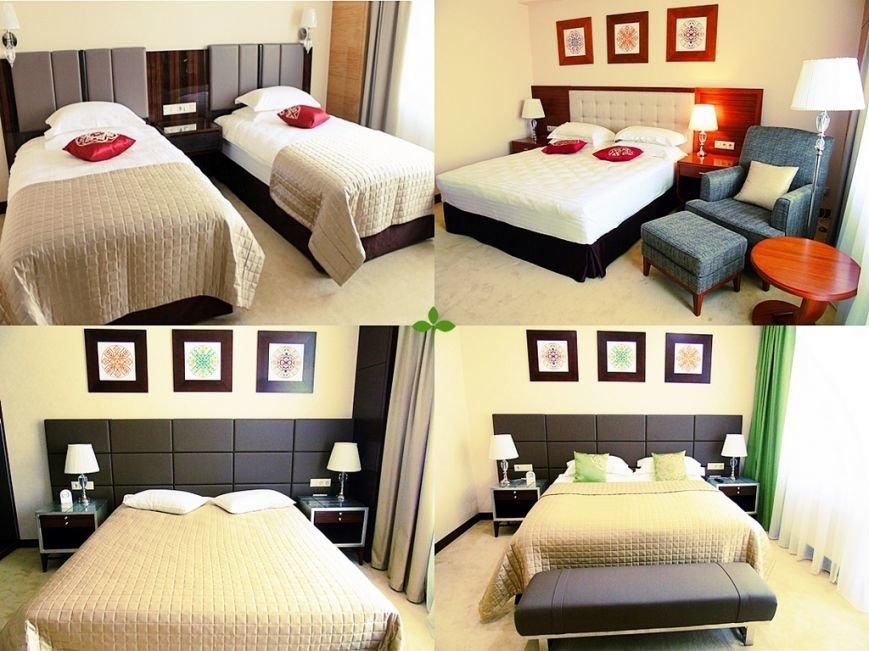 Отдых в отеле «Три сына и дочка» 5* на курорте Сходница (фото) - фото 1
