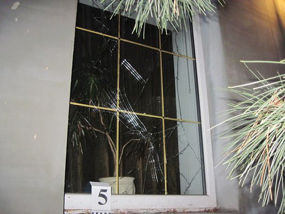 В Кривом Роге во двор частного дома неизвестные бросили гранату РГД-5 (ФОТО) (фото) - фото 1