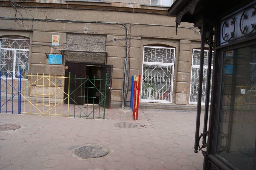 В центре Одессы сгорели фешенебельные аппартаменты бомжа (ФОТО) (фото) - фото 1