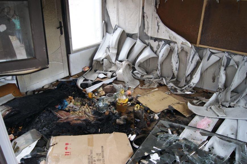 dfcd98521648fa36f266d9e8aafd424f В центре Одессы сгорели фешенебельные апартаменты бомжа