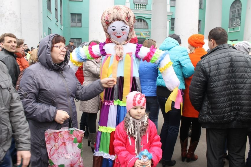 """""""Гуляй, Масленица!"""". Как Доброполье встречает весну (ФОТО), фото-12"""