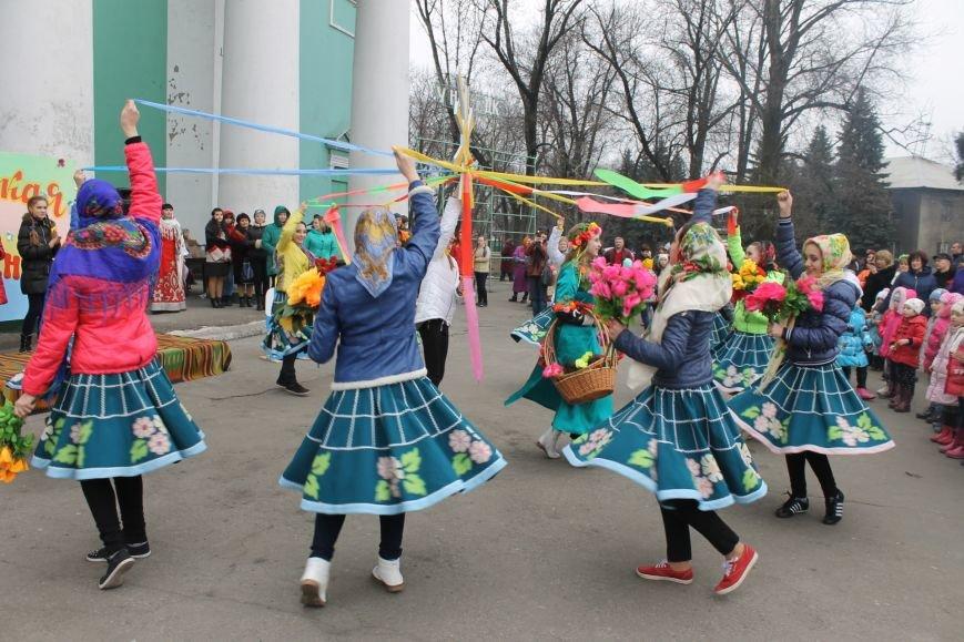 """""""Гуляй, Масленица!"""". Как Доброполье встречает весну (ФОТО), фото-21"""