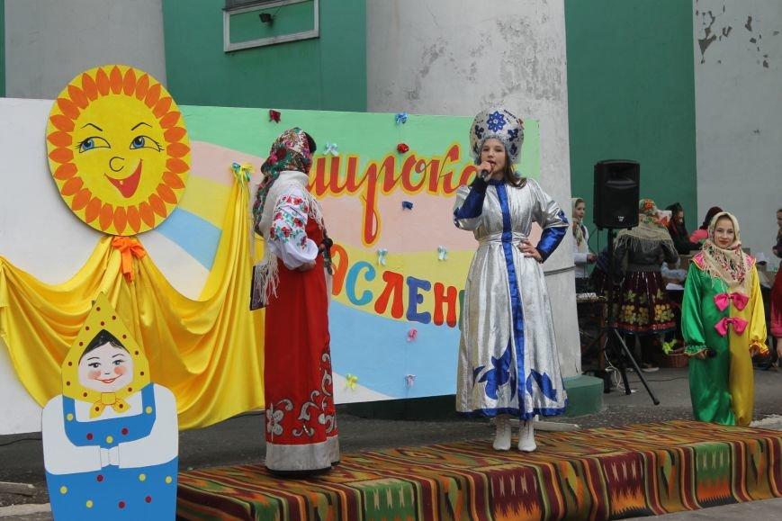 """""""Гуляй, Масленица!"""". Как Доброполье встречает весну (ФОТО), фото-10"""